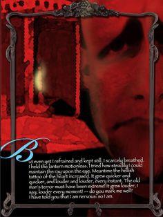 "Edgar Allen Poe's ""The Tell-Tale Heart"" will haunt your iPad"