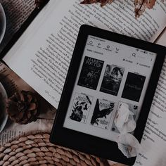 Kindle, Capricorn And Virgo, Coffee And Books, Book Aesthetic, Reading Material, Library Books, Book Photography, Bookstagram, Book Worms