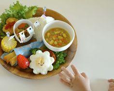 おうちごはん21*こどもの日のキッズプレート | 美味しいお料理やレシピが満載!KITAKAMAKURASEIMAIJYOのブログ