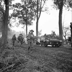 NOV 15 1944 The cold hard wet slog continues across Holland - See more at: http://ww2today.com/15-november-1944-the-cold-hard-wet-slog-continues-across-holland#sthash.fblBuALF.dpuf Infantry and carriers of the 15th (Scottish) Division