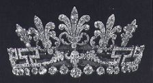 """The """"other"""" Spencer Tiara...original before it was remodeled"""