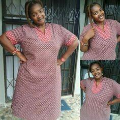 Reflection Of Your Love Shweshwe Dresses ⋆ fashiong4