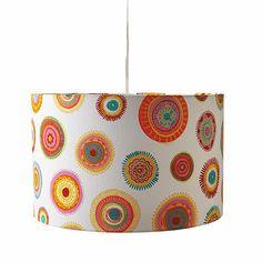 LAMPE SUSPENDUE A MOTIF FLORAL | Code BMR :050-2623