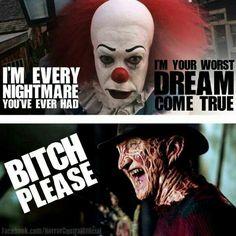 It vs. Freddy
