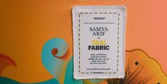 Taxi Fabric, tapices con la historia de Mumbai