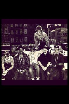 Run DMC & Beastie Boys