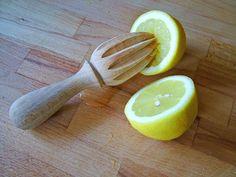 jus de citron eau chaude