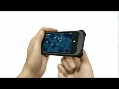 Sensus is a touch sensitive case for your smartphone that expands the functionality to your smartphone experience. Think of it as an accessory that enhances your apps. @GetSensus