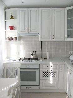Маленькие кухни - Дизайн интерьеров   Идеи вашего дома   Lodgers