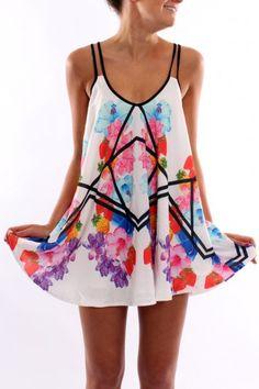 Fruitful Dress - Womens