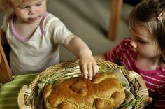 Kreatúrky: Srdiečkový chlebík pre moje srdiečka
