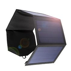 Solarladegerät, YOKKAO 15W mit 2 Port USB Power Port für ... https://www.amazon.de/dp/B01GPFRTD4/ref=cm_sw_r_pi_dp_x_8M.jzbNXM8G7X
