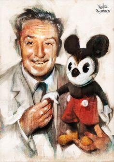walt disney deviantart   Walt Disney Tribute 1 by mickehill on DeviantArt