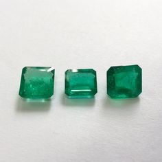 """""""Which of these gorgeous Colombian emeralds would you choose!? Nothing beats the elegant glisten of these incredible stones #emerald #emeralds #pick #choose #emeraldcut #jewelry #jewels #jewellery #sparkle #may #birthstone #maybirthstone #mayemerald #emeraldbirthstone #love #adore #special #elegant #individual #etsy #platinum #bespoke #picking"""" Photo taken by @empirelondon on Instagram, pinned via the InstaPin iOS App! http://www.instapinapp.com (05/09/2015)"""