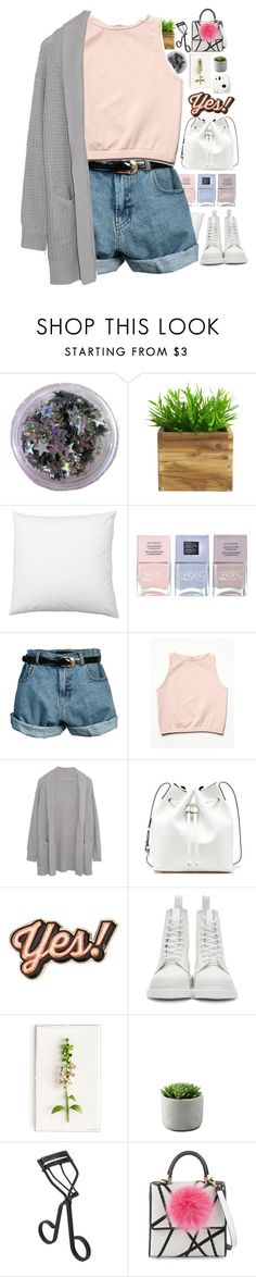 """just girls breaking hearts"" by lanadelnotyou ❤ liked on Polyvore featuring Nails Inc., Retrò, Free People, Margaret O'Leary, Sole Society, Anya Hindmarch, Dr. Martens, Tommy Mitchell, Fuji and Surratt"