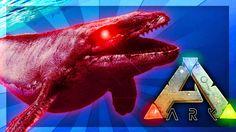 ARK: Survival Evolved Server - ALPHA MOSASAURUS! #76