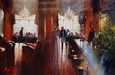 Series II Bourla Cafe in Antwerp, Alvaro Castagnet