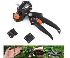 New Garden Fruit Tree Pro Pruning Shears Scissor Grafting cutting Tool + 2 Blade garden tools set pruner Tree Cutting Tool
