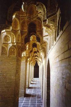 Abbasiden_palacio_Bagdad