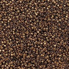 15/0 Toho Bronze Seed Beads - 8 grams - 2309 - Toho 15/0 Seed Beads - Toho Color 221