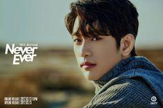 GOT7's Jinyoung softly gazes at you in teaser image and clip for 'Flight Log: Arrival' | allkpop.com