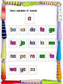 Best Ideas funny art for kids activities Phonics Worksheets, Kindergarten Worksheets, Preschool Reading Activities, Number Activities, Alphabet Activities, Mazes For Kids Printable, Preschool Coloring Pages, Learning Letters, Malay Language