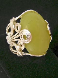 Private Stock Jewelry Studio: Free Tutorial and Video on Wire Wrapped Rings