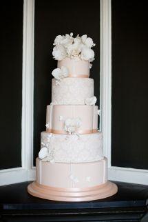Inspired By: Sofia Vergara and Joe Manganiello's Over-the-Top Sylvia Weinstock Wedding Cake - Style Me Pretty