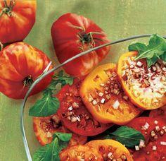 Heirloom Tomato 'Hillbilly'