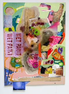 Katie Holden. The Jeep Grand Cherokee is a Common Car. 2'x3'. Mixed Media. 2012.