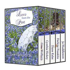 Love From the Past: 5 Christian Historical Romances by Gi... https://smile.amazon.com/dp/B014S5MFTQ/ref=cm_sw_r_pi_dp_x_-SoLybKFSBY83