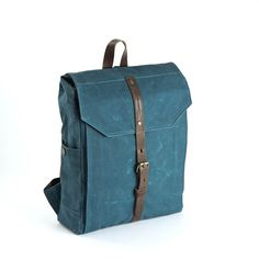 Property Of... Lagoon Blue Hector Backpack