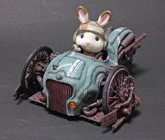 (1) (肴)村瀬材木'16(@Latimeriaa)さん   Twitter Robot Design, Design Art, Rescue Rabbit, Doll Toys, Dolls, Sylvanian Families, Robot Art, Art Model, Creative Inspiration