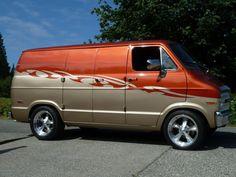 "1972 Dodge Van ""Tigerlilly"" - Blazing Copper/Sandstone Metallic - 360SB - N2O - 340 WHP N/A - 438 WHP N2O - 13.471 @ 97.53 mph N/A - 11.949 @ 113.33 mph N2O"