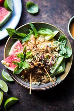 Cucumber Recipes, Watermelon Recipes, Asian Recipes, Healthy Recipes, Indonesian Recipes, Thai Recipes, Drink Recipes, Healthy Eats, Easy Recipes