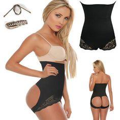 New Tummy Control Booty Lift Butt Lifter Enhancer Bum Body Shaper Cinchers-Panty #sapas #ButtLifter