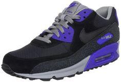 b90415fe2f65 Nike Air Max 90 Essential Mens Running Shoes 537384-050 Black 11.5 M US