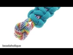 learn how to tie a Celtic button knot.  These are useful for button and loop closures.    Designer: Megan Milliken    Knot and Loop Cobra Paracord Bracelet  Project B1069  http://www.beadaholique.com/t-ba-project-B1069.aspx?utm_source=YouTube_medium=social-media_campaign=default    You can find the...