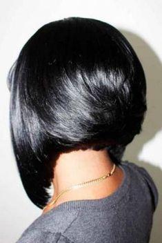I love her bob! Weave Bob Hairstyles, Pretty Hairstyles, 2014 Hairstyles, Black Hairstyles, Love Hair, Great Hair, Gorgeous Hair, Natural Hair Styles, Short Hair Styles