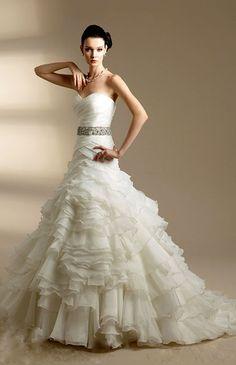 ドレスワールド No.74-0006 | ウエディングドレス選びならBeauty Bride(ビューティーブライド)