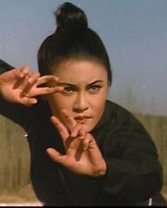 Polly Shang-Kwan Ling Feng (Pin-Tong, Taiwan) 1949.  She has appeared in roughly 50 films including Dragon Gate Inn, The Swordsman of All Swordsmen, Return of the 18 Bronzemen and Traitorous.