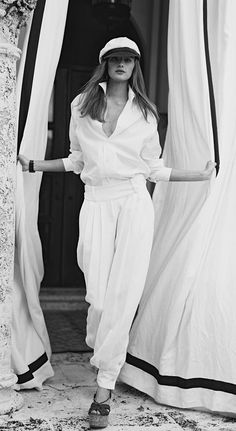 Introducing the Ralph Lauren Spring 2016 Collection campaign, shot by Bruce Weber.