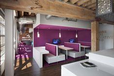 Adobe 410 Office Design by Valerio Dewalt Train Associates