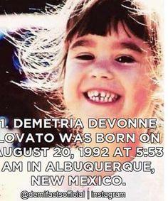 Demi fact