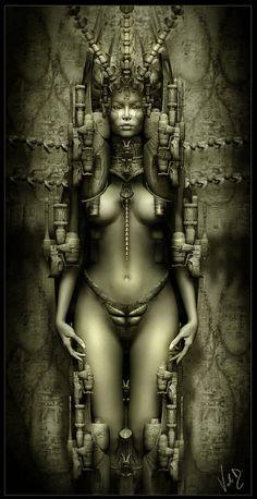 Gray Queen