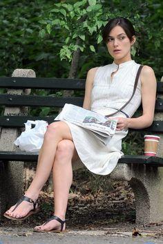 Keira Knightley Sexy Celebrity Legs | Zeman Celebrity Legs