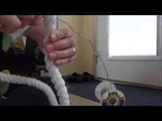 How to make a bendable perch or boing for you parrot