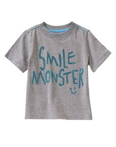 Smile Monster Tee at Crazy 8