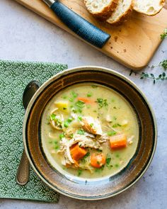 Pressure Cooker Chicken Stew, Instant Pot Pressure Cooker, Pressure Cooker Recipes, Pressure Cooking, Slow Cooker, Blue Jean Chef, Soup And Salad, The Fresh, Soups And Stews
