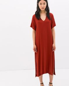 ZARA - COLLECTION AW14 - LONG TUNIC